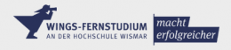 Logo WINGS-Wismar Inernational Graduation Services GmbH